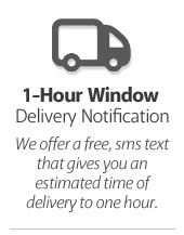 1-Hour Delivery Window