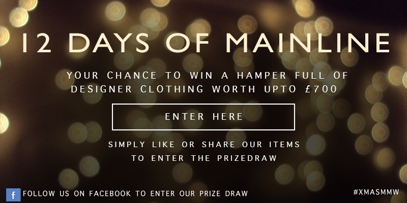12 Days Of Mainline - Enter Here
