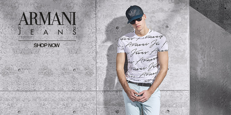 Armani Jeans - Spring Summer 17