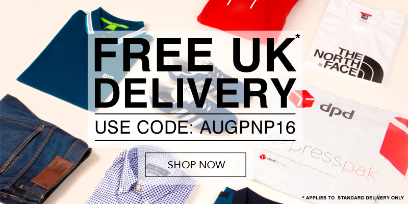 Free UK Delivery - Use Code: AUGPNP16