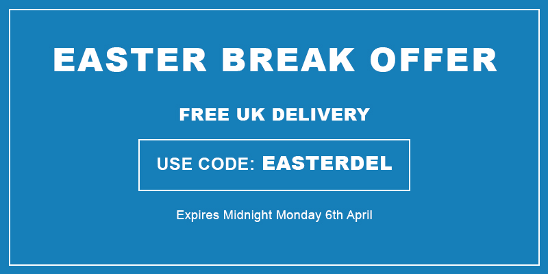 Free UK Delivery During Easter at Mainline Menswear