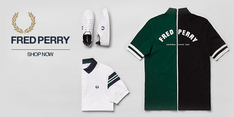 Shop Fred Perry - Spring Summer 2017