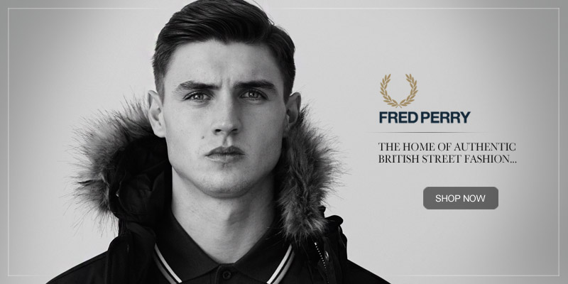 Fred Perry AW14