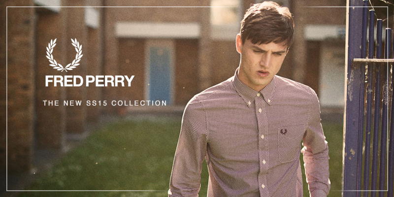 Brand New Spring Summer Fred Perry Online Now