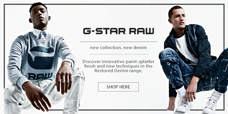 Brand New Spring Summer G Star Raw Online Now
