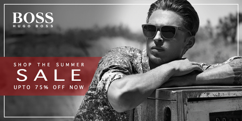 Hugo Boss Final Reductions Now On - Upto 75% Off