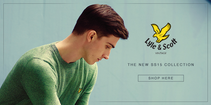 Brand New Spring Summer Lyle and Scott Online Now