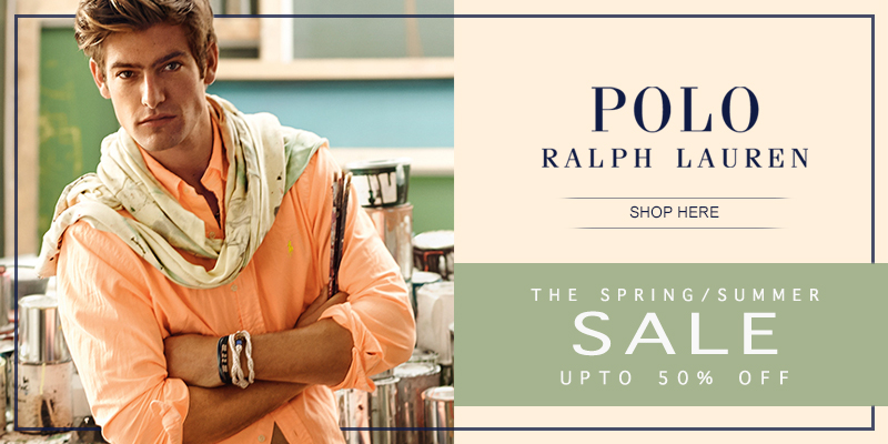 Upto 50% Off Ralph Lauren at Mainline Menswear