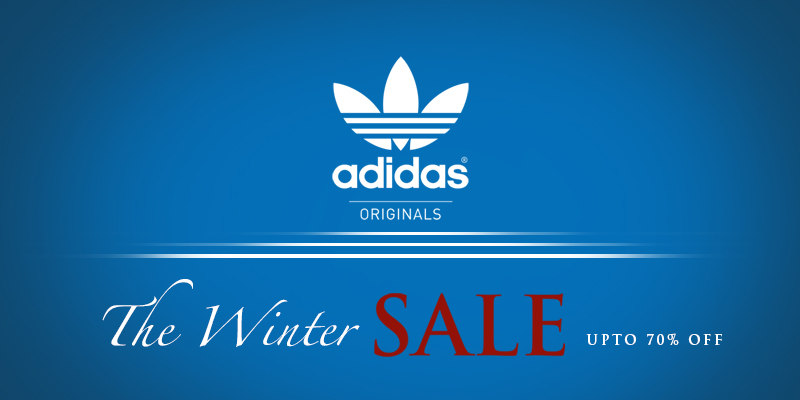 Final Reductions in the Winter Sale - Upto 70% Off Adidas Originals