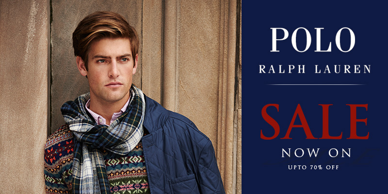 Final Reductions in the Winter Sale - Upto 70% Off Ralph Lauren