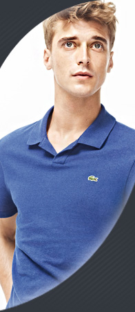 Lacoste Menswear at Mainline Menswear