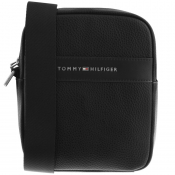 Tommy Hilfiger Mini Reporter Shoulder Bag Black