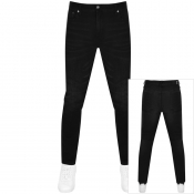 Superdry Skinny Fit Jeans Black