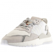 adidas Originals Nite Jogger Trainers White