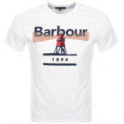 Barbour Lighthouse 94 T Shirt White