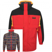 Columbia Gizzmo Interchangeable Jacket Red