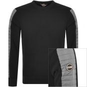 Colmar Crew Neck Sweatshirt Black