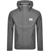 Helly Hansen Hooded Seven J Jacket Grey