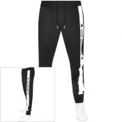 Love Moschino Logo Jogging Bottoms Black