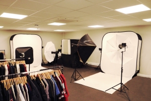 Mainline Menswear Photography Studio