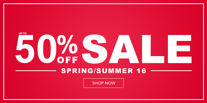 Upto 50% Off Summer Sale at Mainline Menswear