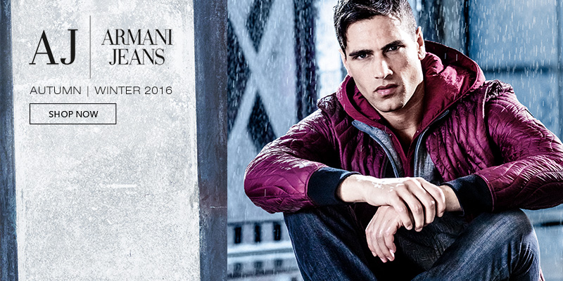 Brand New Armani Jeans Online Now
