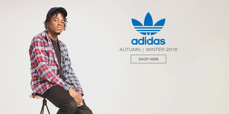 Autumn Winter 2016 Adidas Originals Available Now