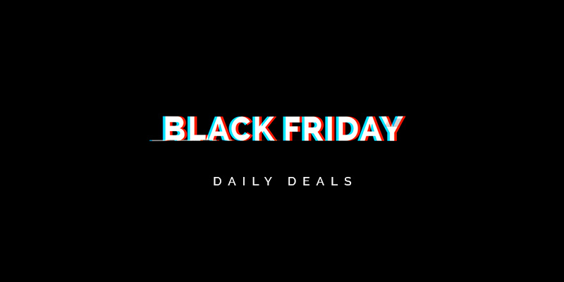 Shop The Black Friday Daily Deals