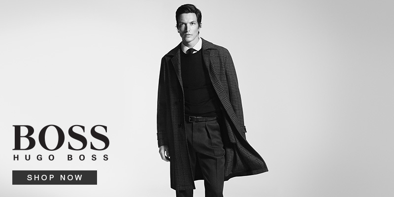 BOSS HUGO BOSS AW18 Collection - Shop Now