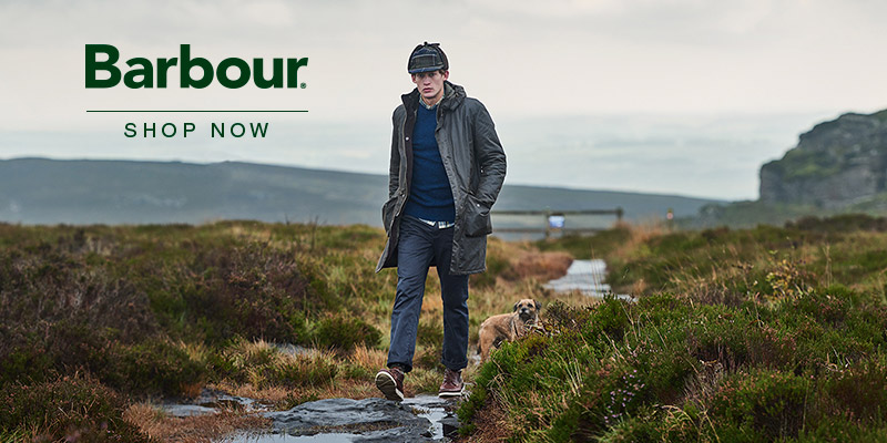 Barbour Autumn Winter 17 Collection - Shop Now
