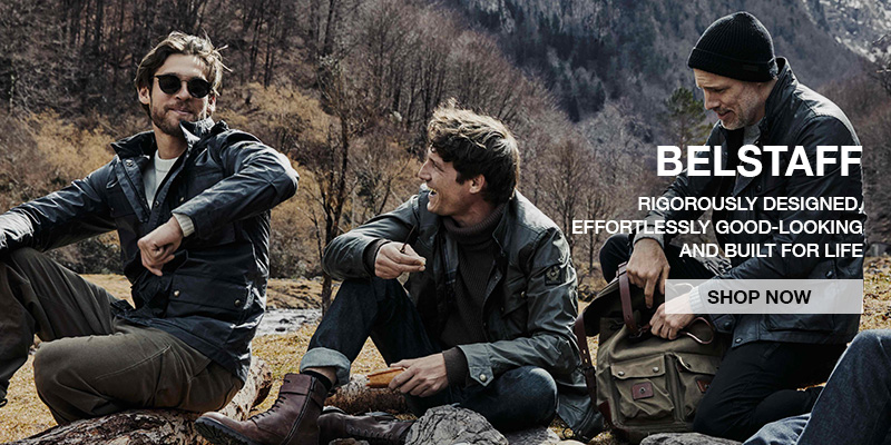 Belstaff - Autumn Winter Collection - Shop Now