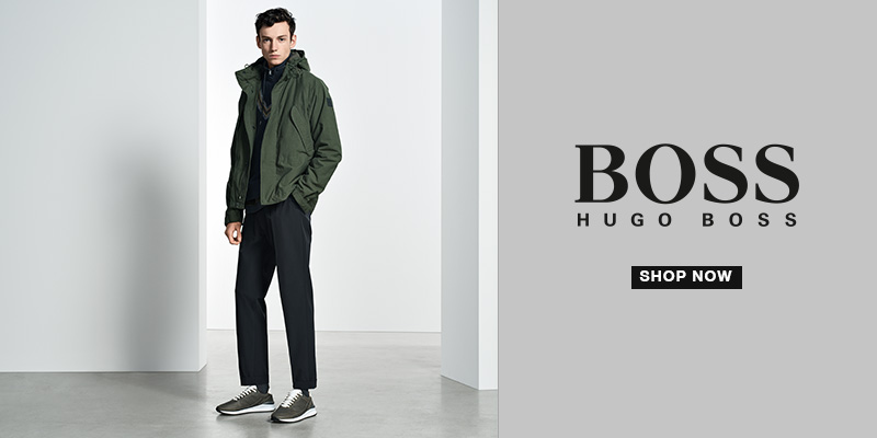 BOSS HUGO BOSS SS19 Collection - Shop Now