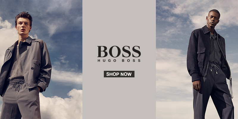 HUGO BOSS - Spring Summer 19 Collection - Shop Now