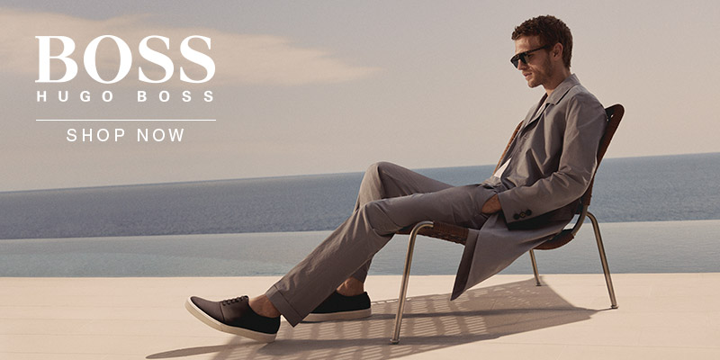BOSS HUGO BOSS -Spring Summer 18  Collection - Shop Now