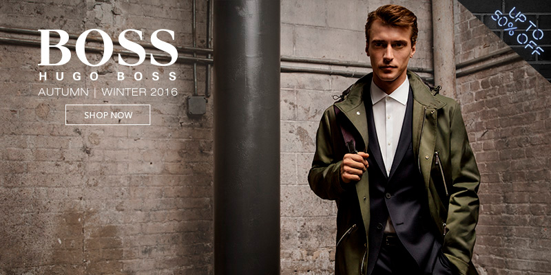 Up to 50% Off Hugo Boss