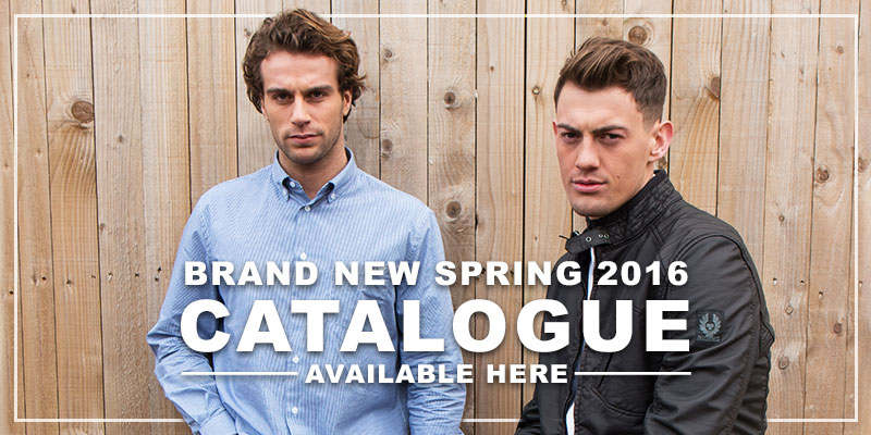 Brand New Spring 16 Catalogue Available Here