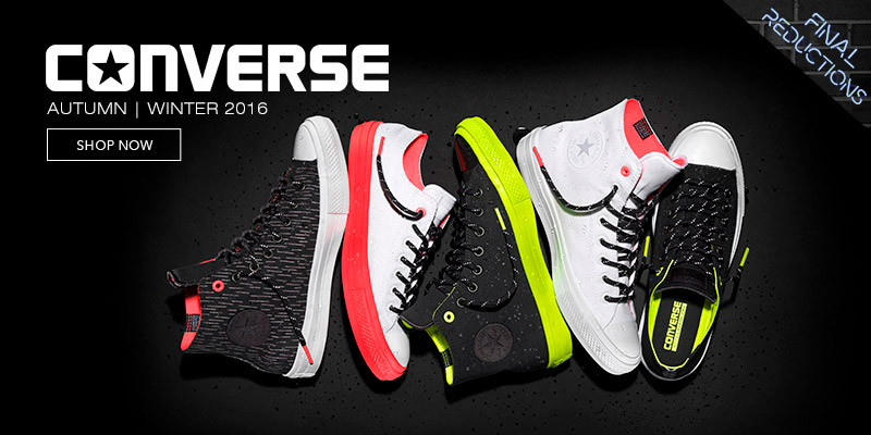 Converse - Final Reductions - Up to 75% off