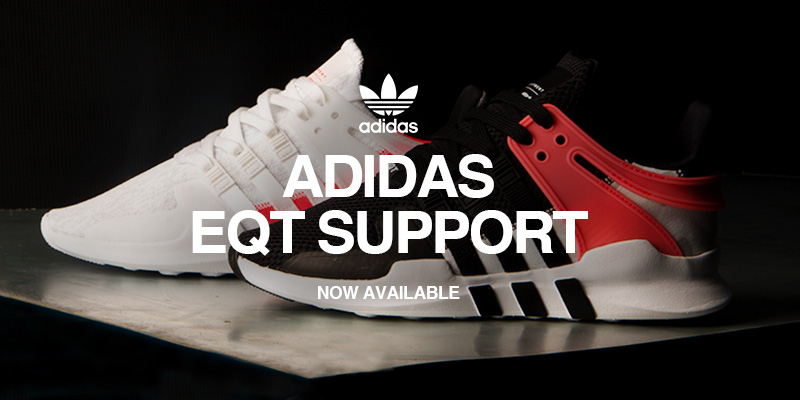 adidas EQT Support - Now Available Shop Now