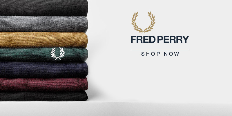 Shop Fred Perry - Autumn Winter 2017