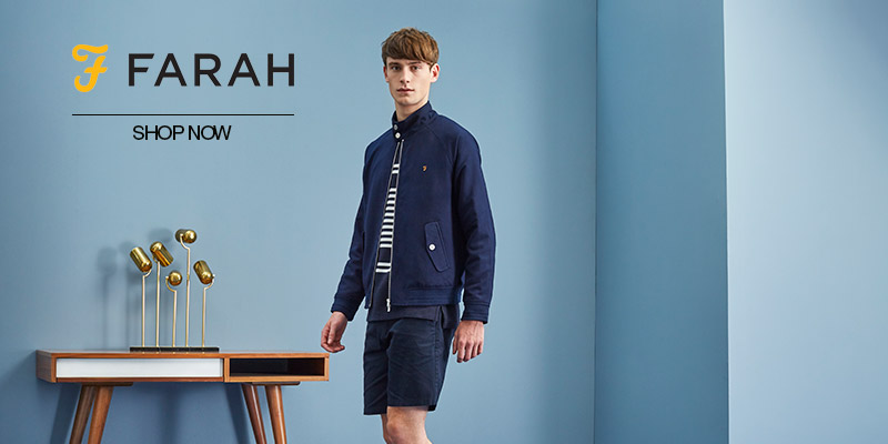 Farah - Spring Summer 17 Available Here