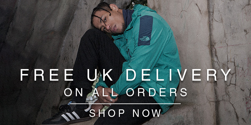 Free UK Delivery on all orders!