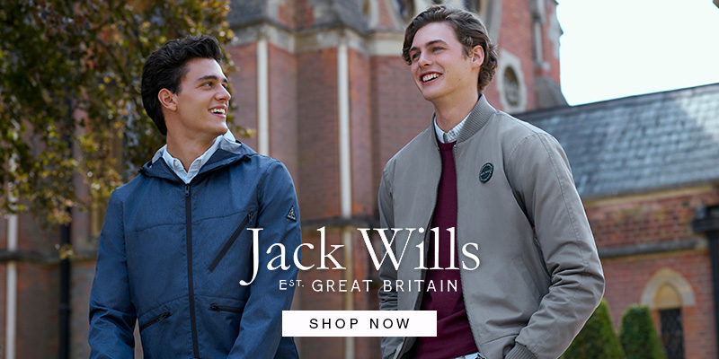 Jack Wills Autumn Winter Collection - Shop Now
