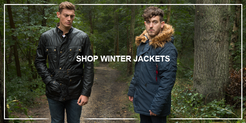Shop Your Winter Coats Here