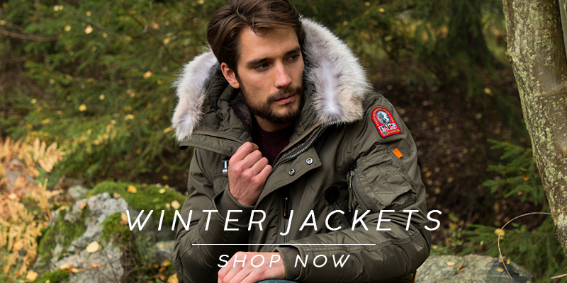 Cold? Why Not Treat Yourself to a New Winter Jacket?
