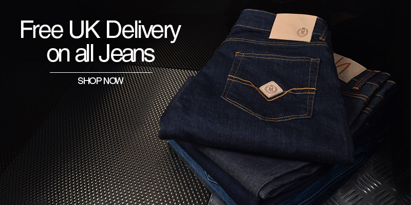Free UK Delivery on all Jeans - Shop Now