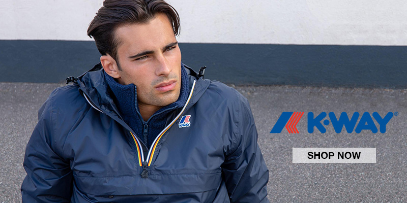 K-Way Autumn Winter Collection - Shop Now