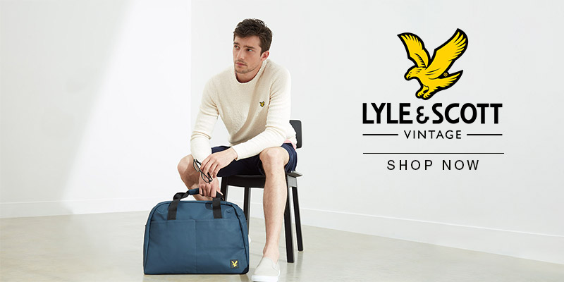 Lyle & Scott SS18 Collection - Shop Now
