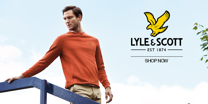 Shop Lyle & Scott - Spring Summer 2017