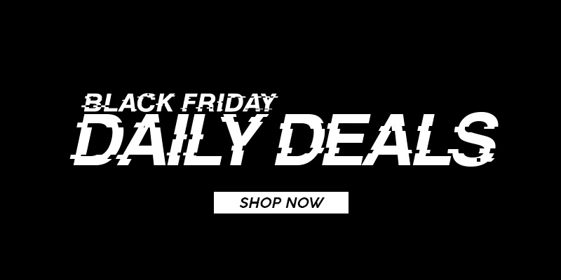Shop The Black Friday Daily Deals!