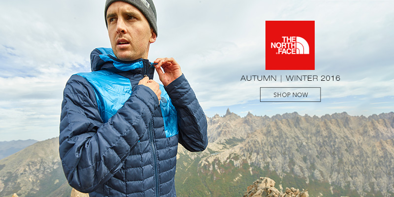 The North Face Autumn Winter 16 Now In Stock